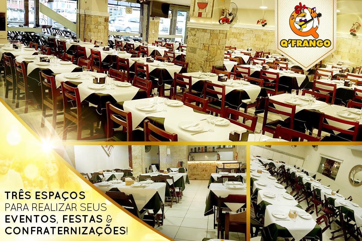 Espaço para Eventos em Santos